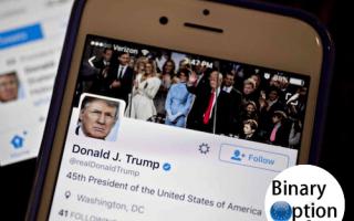 Borsa e Finanza: trump twitter  trading  guadagnare  casa
