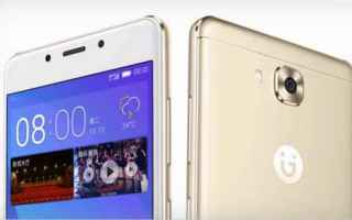 gionee  smartphone  android