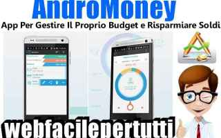 andromoney  app  soldi