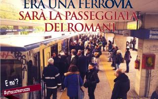 Roma-Lido: quello che non si vede non è mai successo: il racconto di una mattinata assurda - Fanpag