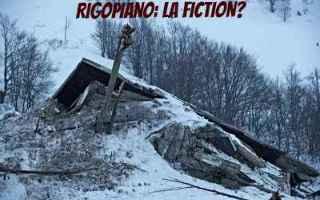 Televisione: neve  abruzzo  terremoto  maltempo