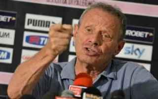 Serie A: palermo  zamparini  vendita palermo