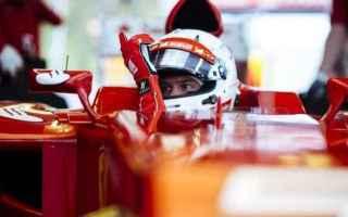 Formula 1: f1  ferrari  prima accensione