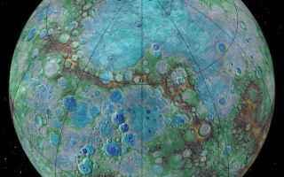Astronomia: comete  ghiaccio  mercurio  messenger