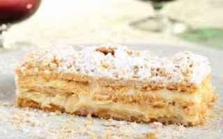 Ricette: cucina dolci sfoglie