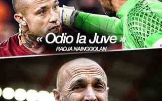 Serie A: roma  spalletti  nainggolan  juventus