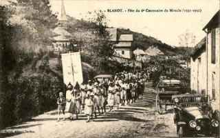 Religione: blanot  caillot  côte d