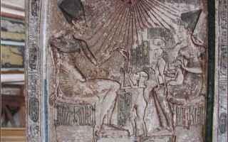 Storia: aton  egitto  akhenaton  amenhotep
