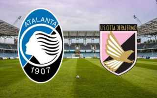 Serie A: palermo  atalanta