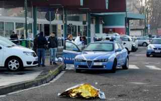 dal Mondo: polizia  germania  terrorista  medaglia