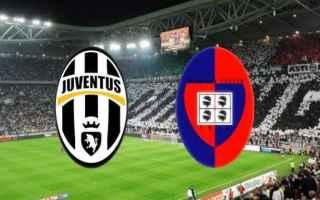 Serie A: cagliari  juventus  streaming  live