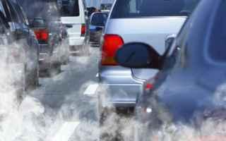 Medicina: strade trafficate  inquinamento  salute