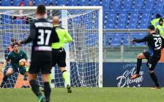 Serie A: classifica serie a  atalanta  lazio