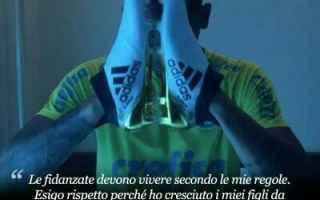 Calcio: gabriel jesus  mamma