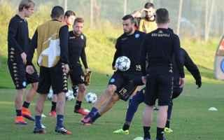 Calcio: napoli  real madrid