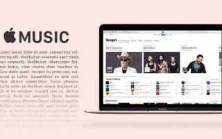 Audio: apple music  brani  testo