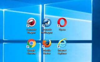 Mi sono deciso a fare una piccola recensione sui Browser attualmente in circolazione , per capire in