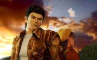 Console games: shenmue 3