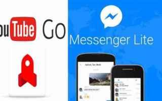 apps  facebook lite  youtube go  data