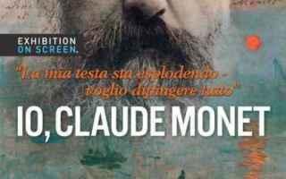 Cinema: claude monet docuemtnario cinema