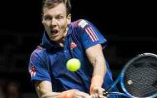 Tennis: tennis grand slam berdych rotterdam