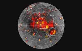 Astronomia: messenger  nasa  mercurio
