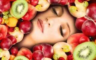 Bellezza: alimenti per la pellle  cura della pelle