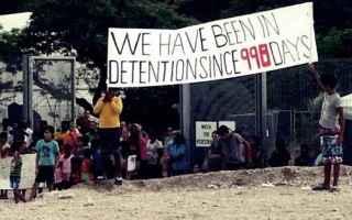 dal Mondo: australia  migranti  rifugiati