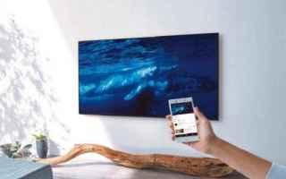 Tecnologie: sony  tv  google  assistant  4k