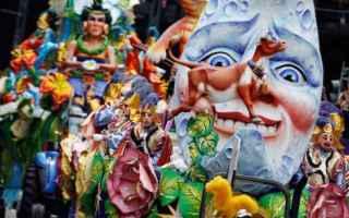 Viaggi: carnevale europa festa eventi