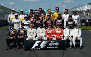 Formula 1: formula 1  piloti