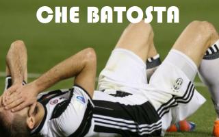 Calcio: juventus  palermo  chiellini  pjanic