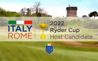 Sport: Ryder Cup a Roma: alcune riflessioni