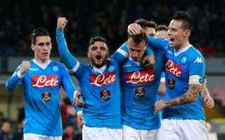 Champions League: calcio  champions  napoli