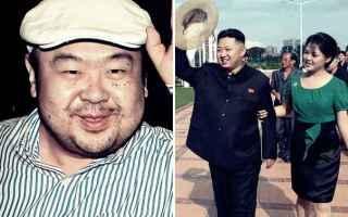dal Mondo: corea del nord  asia  kim jong-nam