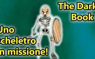 Mobile games: dark book  rpg  gdr  azione  android