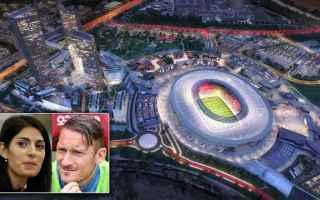 Roma: stadio  roma