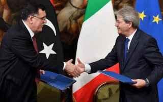 Politica: italia  libia  immigrazione  sindaci