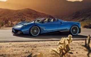 Automobili: pagani  roadster  supercar  huayra
