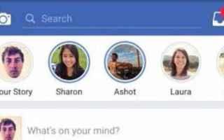 Facebook: facebook  social  apps  storie