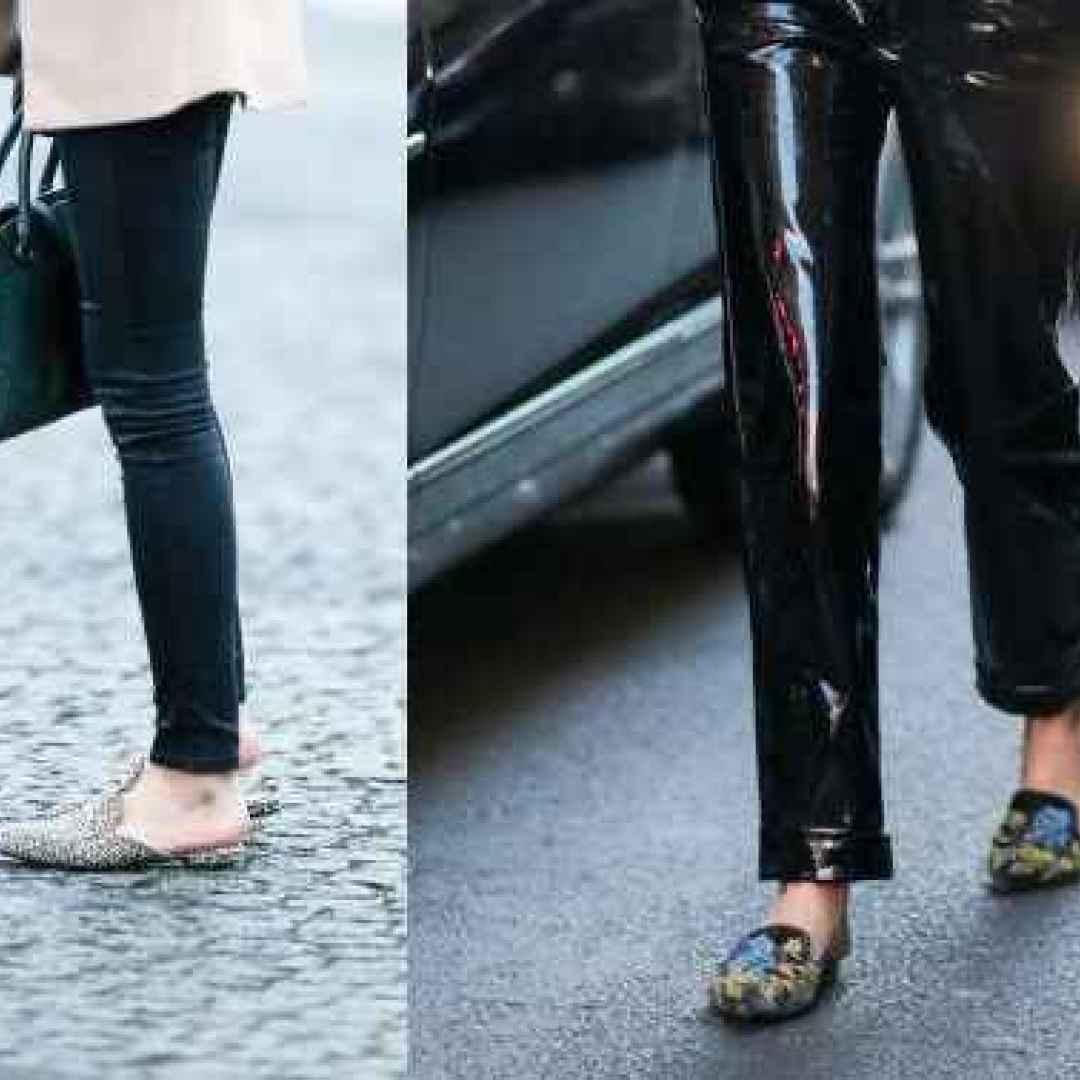 Moda I Sabot Prendono Il Posto Dei Tacchi A Spillo Fashion