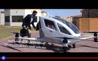 Tecnologie: droni  volo  aviazione  dubai  cina