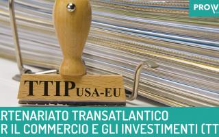 Economia: ttip  commercio  usa  ue  partenariato