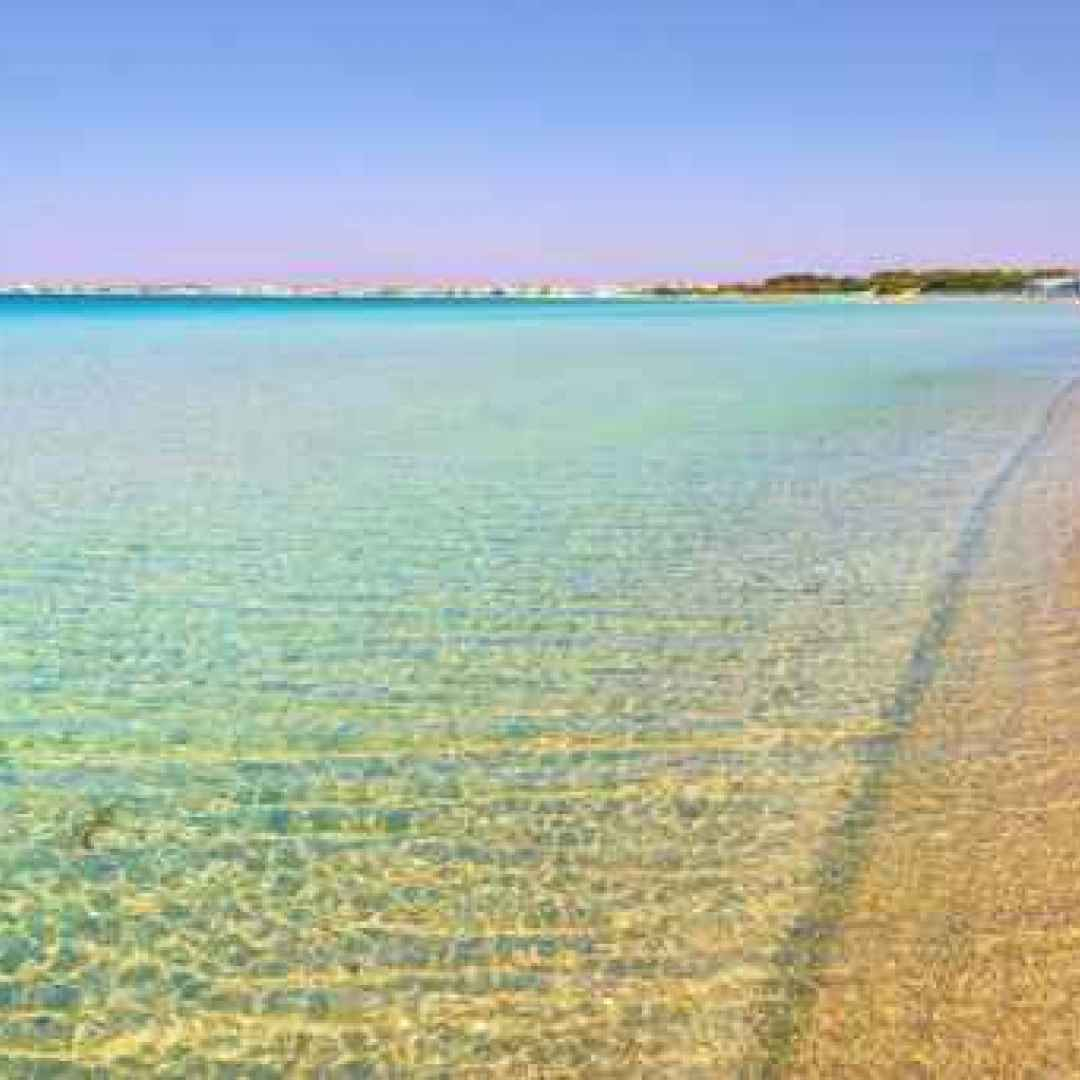 salento spiagge mare puglia vacanze