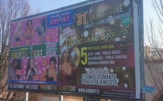 Notizie locali: pubblicità  marketing  sesso