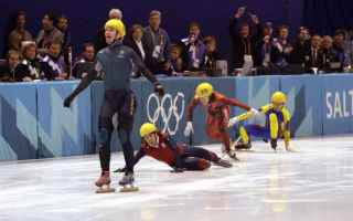 Sport Invernali: steven bradbury  rimonta  olimpiadi