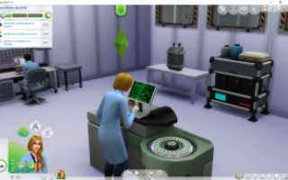 PC games: the sims  gioco  pc  esperimento