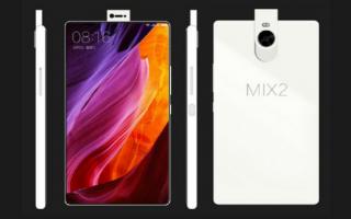 Cellulari: xiaomi  mi mix 2  android  smartphone