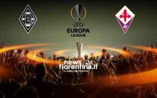 Europa League: europa league  borussia  fiorentina