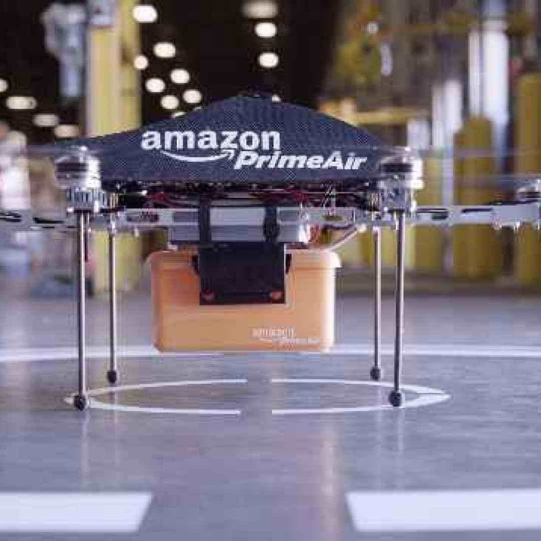 droni  amazon